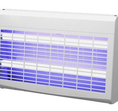 Lampa owadobójcza lepowa 2x15W 80m2 UltraTech 30 White